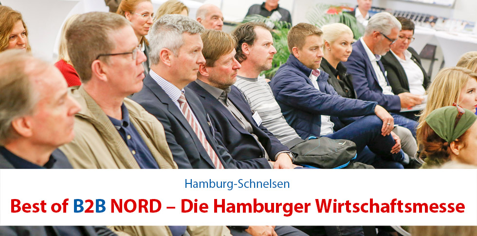 Best of B2B NORD – Hamburger Wirtschaftsmesse