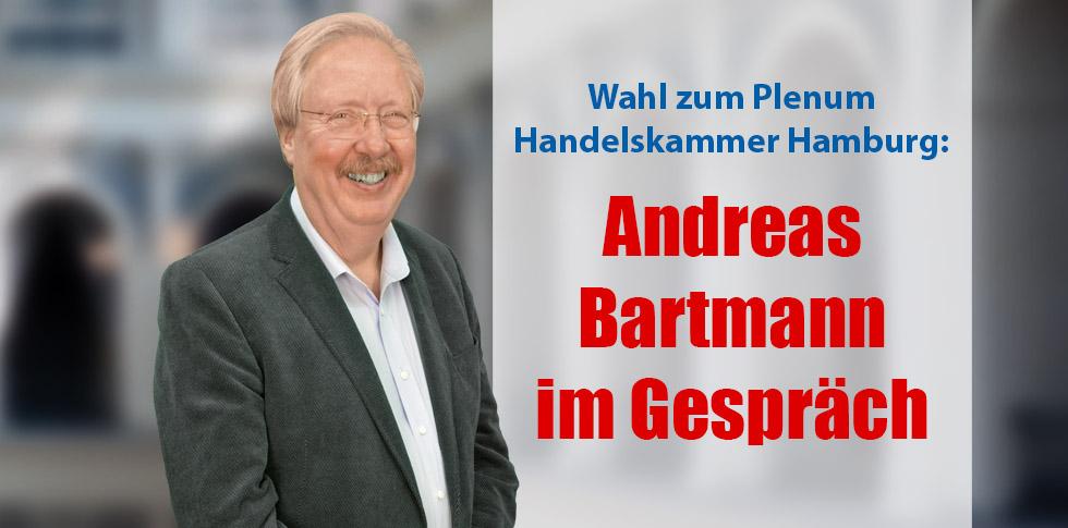 Andreas Bartmann im Gespräch