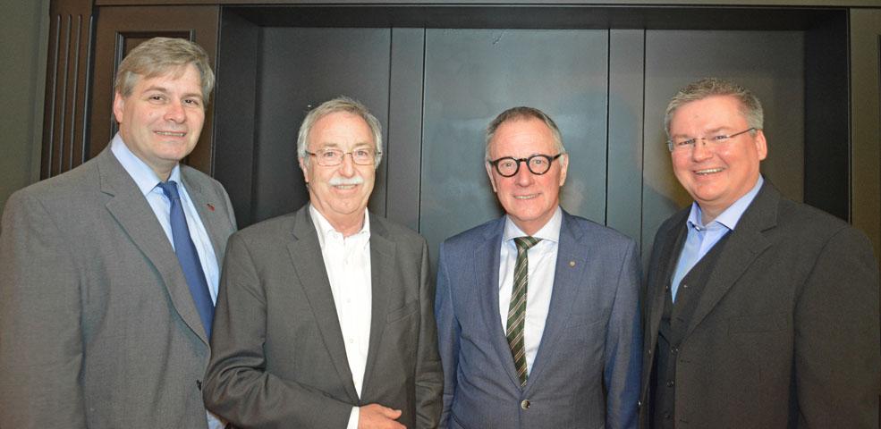 Wirtschaftsvertreter in Landesvorstand der CDU gewählt