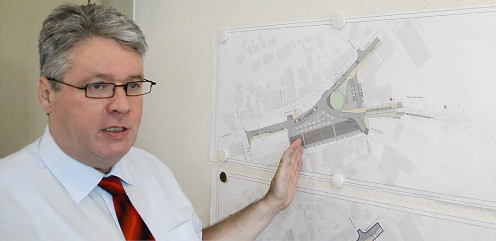 Bürgermeister Kütbach über den Innenstadtausbau