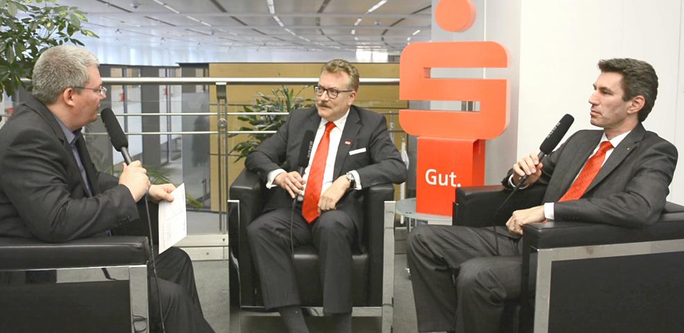 Die Vorstände Andreas Fohrmann und Martin Deertz im Interview