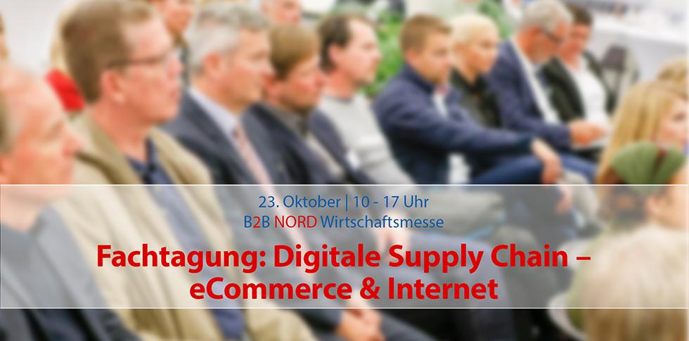 Ernst Kreppenhofer mit Supply Chain auf der 12. B2B NORD Wirtschaftsmesse