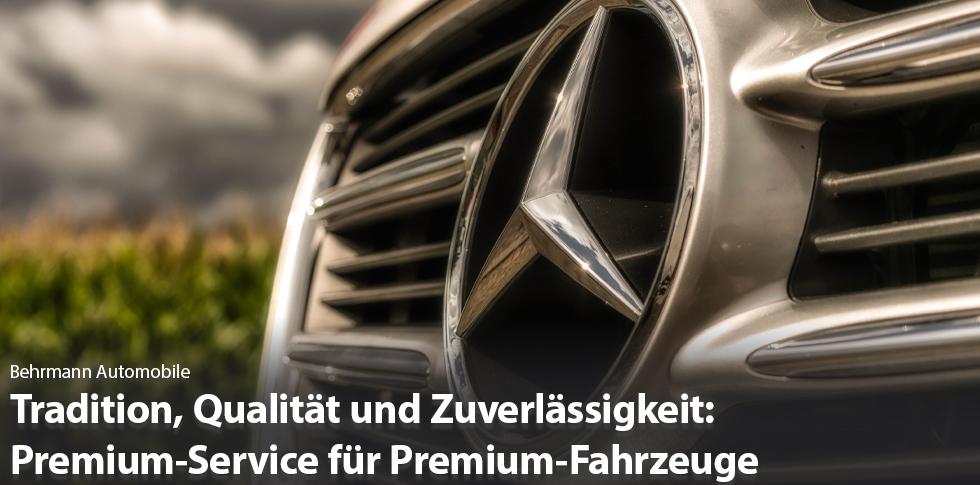 Behrmann Automobile: Tradition, Qualität und Zuverlässigkeit