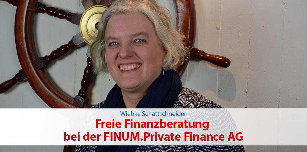 Freie Finanzberatung bei der FINUM.Private Finance AG