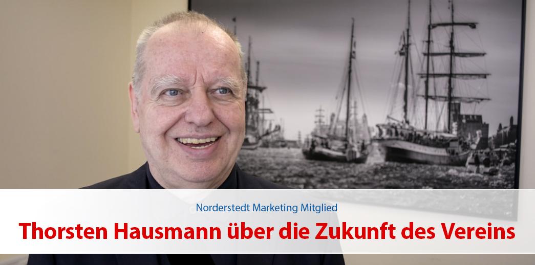 Thorsten Hausmann über die Zukunft der Vereins