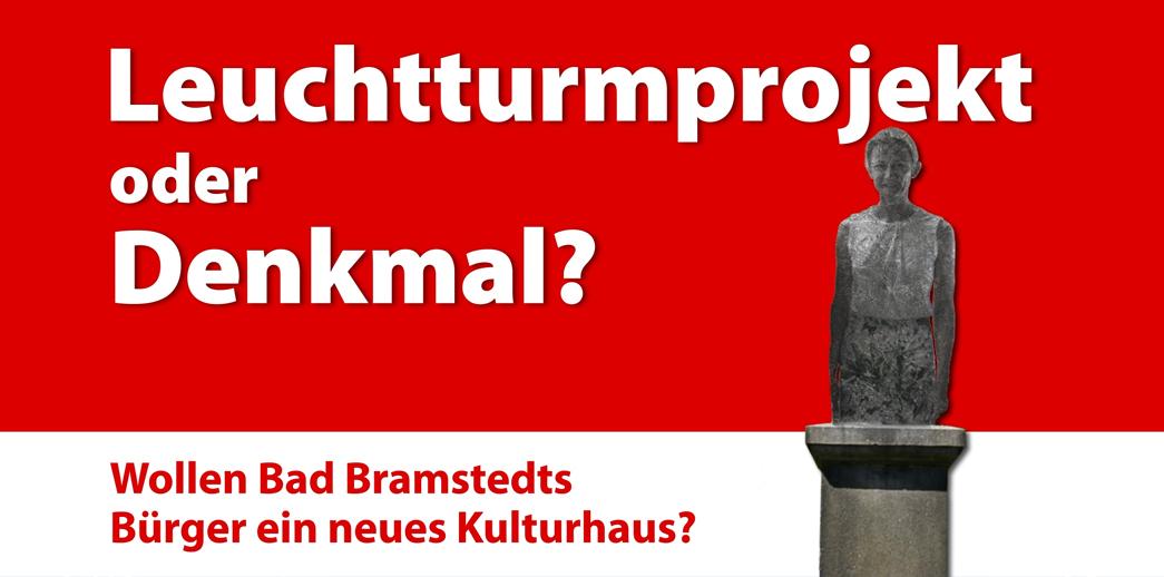 Wollen Bad Bramstedts Bürger ein neues Kulturhaus?