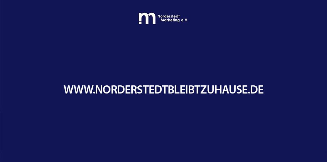 Digitales Angebot:<br>Norderstedtbleibtzuhause.de