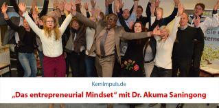 Das entrepreneurial Mindset