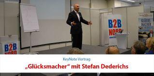 KeyNote Vortrag: Glücksmacher