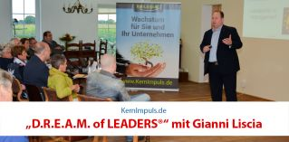 KernImpuls Seminar D.R.E.A.M. of LEADERS®