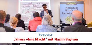 KernImpuls-Seminar Stress ohne Macht