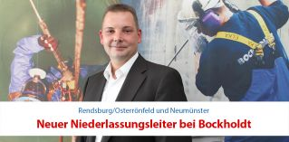 Neuer Niederlassungsleiter bei Bockholdt