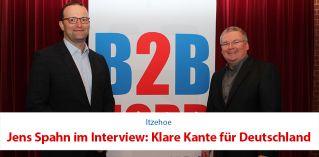 Jens Spahn im Interview: Klare Kante für Deutschland
