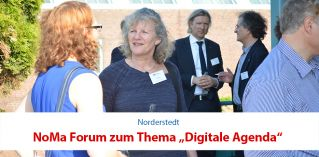 "NoMa Forum zum Thema ""Digitale Agenda"""
