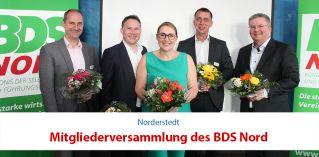 Mitgliederversammlung des BDS Nord
