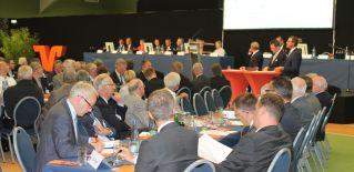 Vertreterversammlung: Rückblick auf ein erfolgreiches Jahr 2015