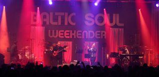 Eine atemberaubende Stimmung beim 10. Baltic Soul Weekender