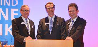 Neujahrsempfang der Volksbank Pinneberg-Elmshorn