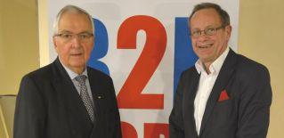 Prof. Dr. Dr. Klaus Töpfer im Wirtschaftsdialog zu Themen der Nachhaltigkeit