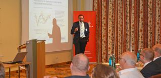 Sparkasse S&uuml;dholstein lud<br/>zum Business-Fr&uuml;hst&uuml;ck