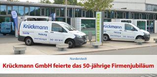 Krückmann GmbH feierte 50-jähriges Jubiläum