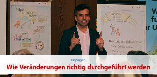KernImpuls | Nazim Bayram: Wie Veränderungen richtig durchgeführt werden