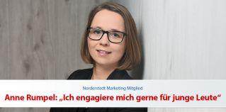 """Anne Rumpel: """"Ich engagiere mich gerne für junge Leute"""""""