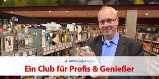 Ein Club für Profis und Genießer