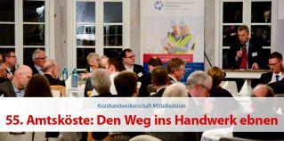 55. Amtsköste: Den Weg ins Handwerk ebnen