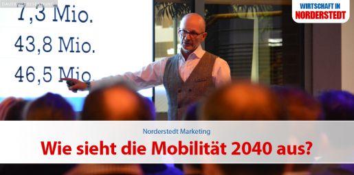 Wie sieht die Mobilität 2040 aus?